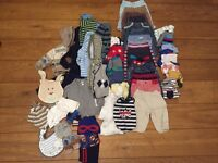 Amazing Baby Boy 3-6 Month Bundle Over 40 Items! Next, H&M, John Lewis...