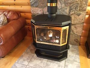 Napoleon Gas Fireplace (SOLD)