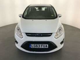 2013 63 FORD C-MAX ZETEC TDCI 7 SEATS 1 OWNER FORD SERVICE HISTORY FINANCE PX
