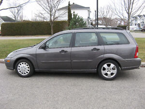 2004 Ford Focus ZTW Familiale 145735km Excellentes conditions!!!