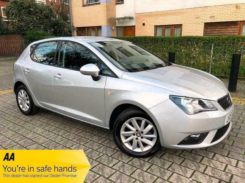 2015 SEAT Ibiza TSI SE DSG Semi Auto HATCHBACK Petrol Automatic