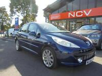 2008 PEUGEOT 207 1.6 HDi 110 GT 5dr