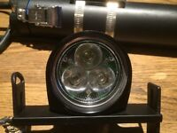 Halcyon EOS 4.5amp LED canister light