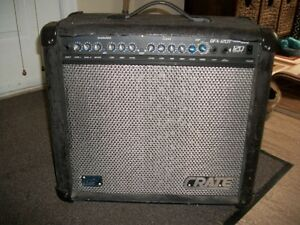 GUITARD AMP