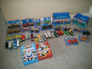 Thomas the tank wooden Lot set Lots new in box, some open Kitchener / Waterloo Kitchener Area image 1