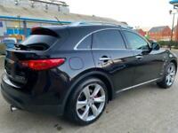 2014 Infiniti QX70 5.0 V8 S Premium 5dr Auto ESTATE Petrol Automatic