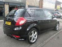 2011 Kia ceed 1.6TD ( 113bhp ) Auto 3 5DR 61 REG Diesel Black