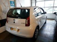 2013 Skoda Citigo 1.0 MPI SE Automatic 5-Door From £4,495 + Retail Package HATCH