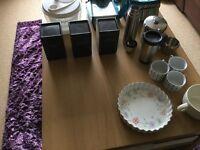 Various kitchen stuff