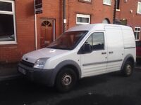 ford transit connect high top