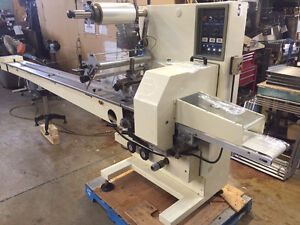 FLOW WRAP MACHINE EMBALLAGE
