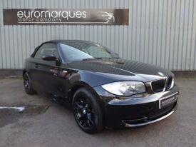 BMW 1 SERIES 120d ES (black) 2008