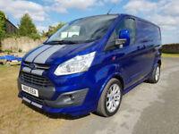 15 Ford Transit Custom Sport 155PS 35k mls Full service history