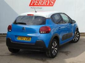 2018 CITROEN C3 1.6 BlueHDi 100 Flair 5dr