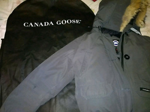 Authentic XS Gray woman's Canada Goose for sale!