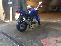 2013 Daelim roadwin 125cc Low miles cat c 50cc 70cc