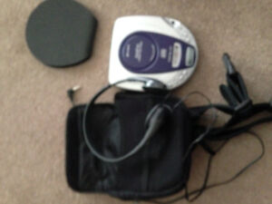 New Personal Portable CD player