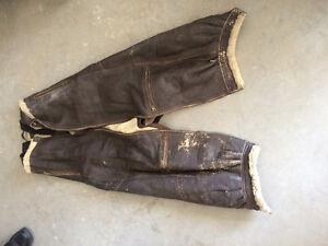 RCAF clothing
