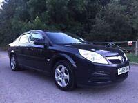 Vauxhall Vectra 1.9 cdti diesel 6 speed black+warranty