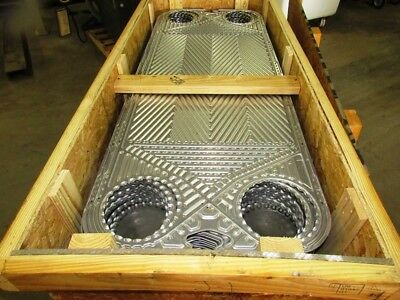 Apv Heat Exchanger Plates