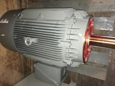 Siemens 1la04454ee4n R6zeesdx 150hp 1785rpm 460v Electric Motor - Excellent