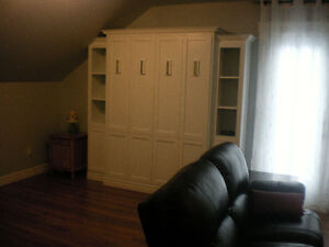 Detached Executive Bachelor suite for rent