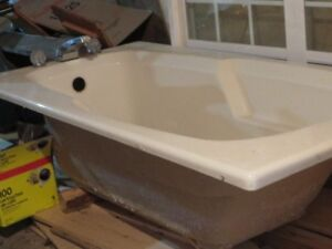 Large Soaker Tub