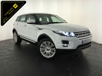 2012 62 RANGE ROVER EVOQUE PRESTIGE ED4 ESTATE 1 OWNER SERVICE HISTORY FINANCE