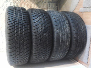 $120 OBO for two sets of tires with rims.
