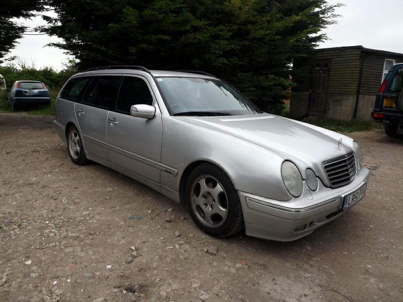 mercedes e320 cdi avantgarde in dover kent gumtree. Black Bedroom Furniture Sets. Home Design Ideas