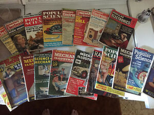 Popular Science and Popular Mechanics
