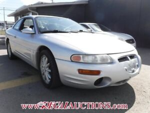 2000 CHRYSLER SEBRING LXI 2D COUPE LXI