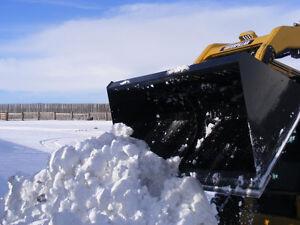 Conterra Skid Steer Snow Bucket Starting at $2,399.00 Regina Regina Area image 5