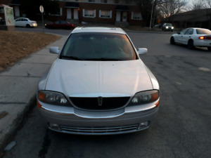 Lincoln LS 2000 V8 full options excellente condition
