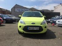 2010 59 Ford Ka 1.2 Style *LOW MILES* £2395
