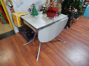 Beautiful Retro Double Drop down table for sale!