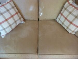 Deco Rest couch and love seat