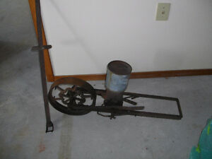 Antique Cast Iron garden seeder Kitchener / Waterloo Kitchener Area image 1