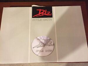 Satin Queen Sheet Set