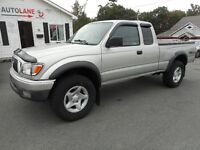 2002 Toyota Tacoma TRD Ext Cab 4x4 SUPER RARE in this Condition