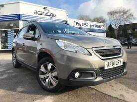 2014 Peugeot 2008 HDI ACTIVE Manual Hatchback