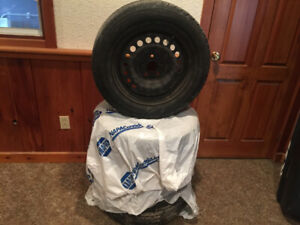 Toyo eclipse all season P215/60 R16 94T Tires with rims!