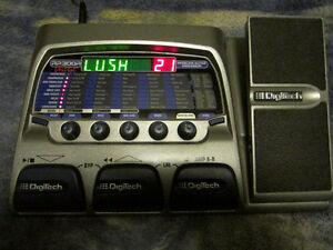 Digitech RP300A Guitar Multieffects Windsor Region Ontario image 3
