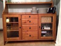 IKEA tv stand, storage unit £95