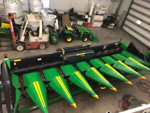 2013 Drago Series 2 Chopping Corn Header