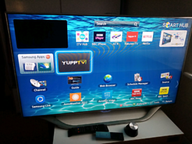 46 inch Samsung Smart Full HD 3D LED TV with free view