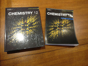 Chemistry 12 with study guide