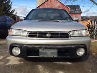 1998 Subaru Legacy GT 5 speed