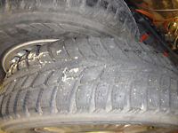 205/70/15 chev rims and winter tires