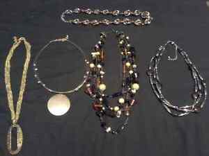 Necklaces..  costume jewelry by Lia Sophia Kingston Kingston Area image 1